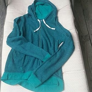 Like new extremely soft beautiful zip up hoodie.